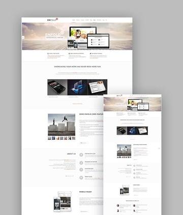 Enfold responsive theme for latest creative websites