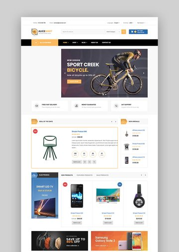 VG Alice WooCommerce Theme