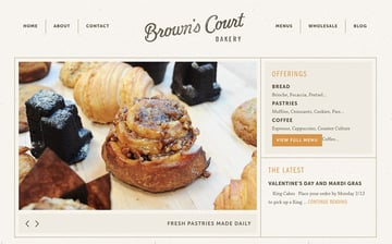 Browns Court Bakery
