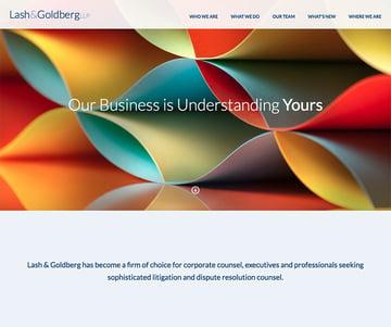 Lash Goldberg