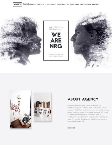 The Agency Theme