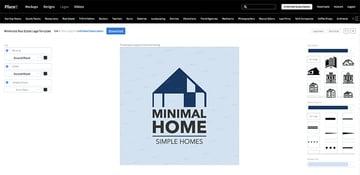 Customizing Placeit Logo Templates