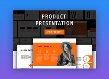 Sprint - Bold PowerPoint Template