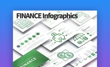 Finance - Minimal Business PowerPoint Template