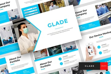 Glade Medical PowerPoint Template