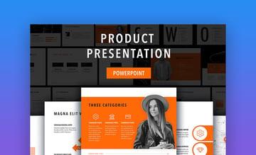 Sprint PowerPoint Template