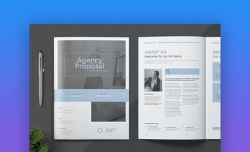 Proposal - Multipurpose MS Word Business Proposal Templates