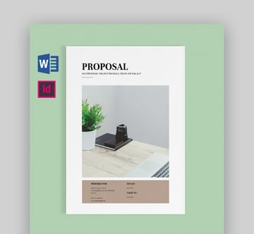 Proposal - MS Word Proposal Template