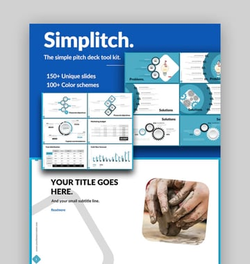Simplitch Flowchart PowerPoint Presentation