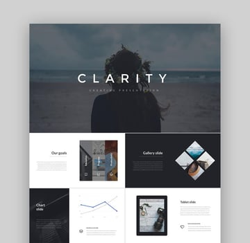 Clarity - Flexible PowerPoint Presentation for Education  More