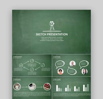 Sketch 20 - PowerPoint Presentations for School Design