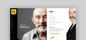 MEE - Responsive Resume HTML Site Template
