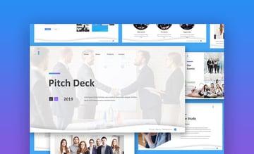 Pitch Deck Google Slides Template