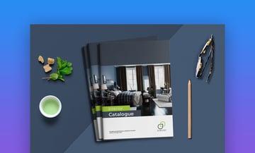 Interior Catalogue - Professional InDesign Catalogue Template