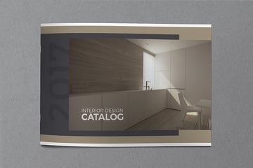 Minimal Catalogue Template
