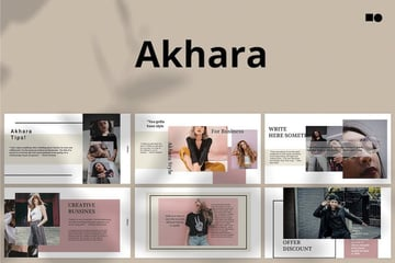 Akhara PowerPoint Template