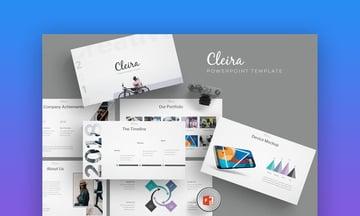 Cleira - Elegant PowerPoint Template