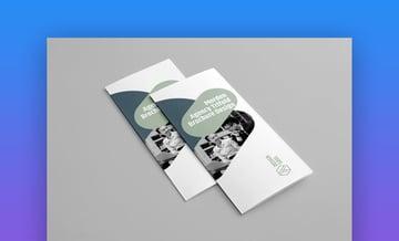 Trifold Brochure - Modern Brochure Design