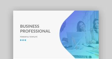 Creative Business Professional Google Slides Theme
