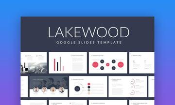 Lakewood - Professional Google Slides Theme