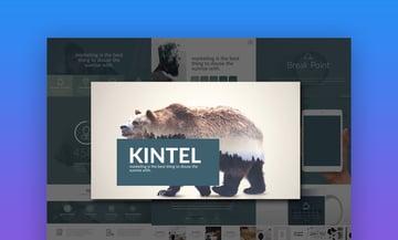 Kintel - Modern Nature Google Slides Template