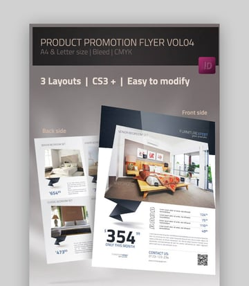Product Flyer Stylish Product Template Example