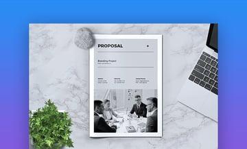 DIGIBOX Business Proposal Template