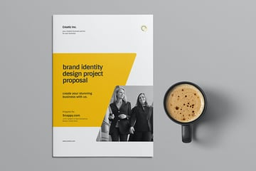 Proposal With Creative Image Crops