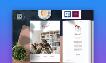 Proposal Brochure - Business Proposal Template Download