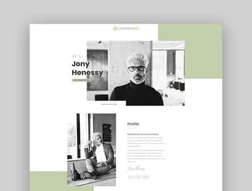 ConferPress - Multipurpose Event And Speaker WordPress Theme