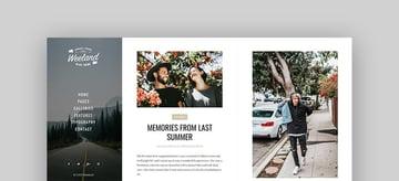 Weeland - Masonry Lifestyle WordPress Blog Theme