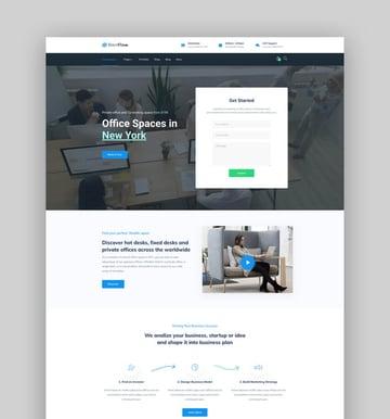 Start Flow - Startup and Creative Multipurpose WordPress Theme