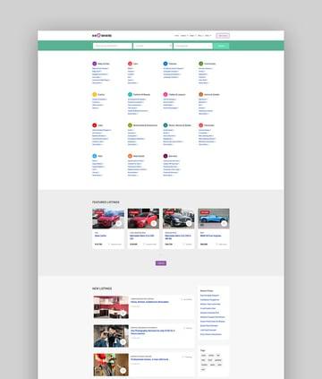 Knowhere Pro - Multipurpose Classified Ads and Directory WordPress Theme