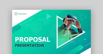 Proposal PowerPoint Animated Template