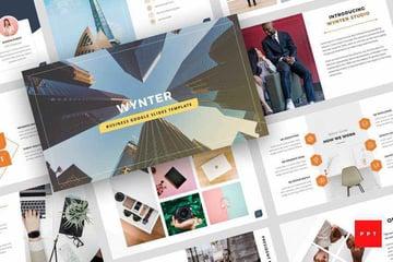 Wynter Business PowerPoint Template