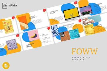 Fow Google Slides Presentation Template