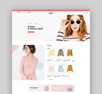 Elessi 20 - Tema responsive para tiendas de dropshipping con Shopify