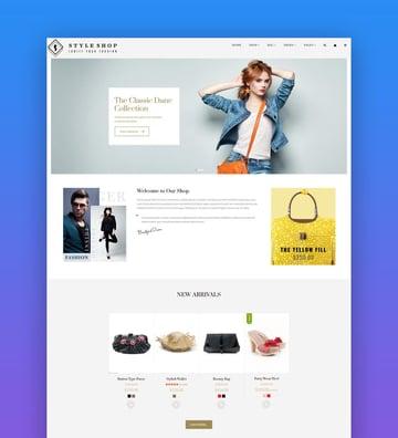 Hi Fashion Multi-purpose Shopify Store Template