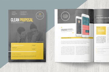 Proposal Template on Envato Elements