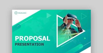 Versatile Proposal Powerpoint Animated