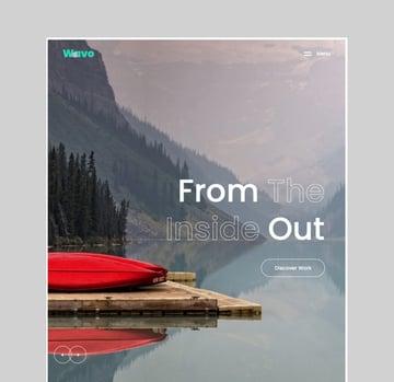 Wavo - Creative Portfolio and Agency Theme