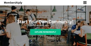Membershiply - Free WordPress Theme