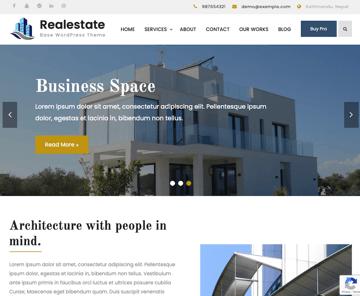 Realestate Base - Single Property Theme