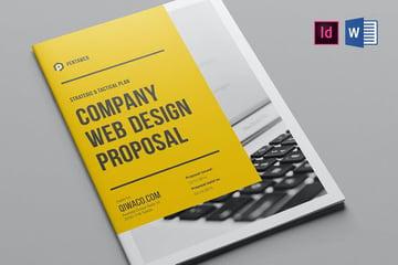 Web Design Proposal Template