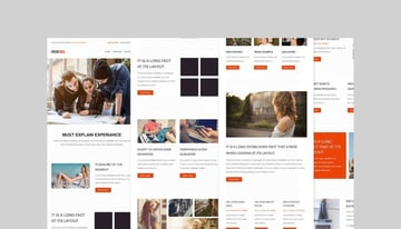 Fresh Mail - Responsive E-Mail Template by williamdavidoff