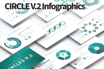 Circles PowerPoint Template