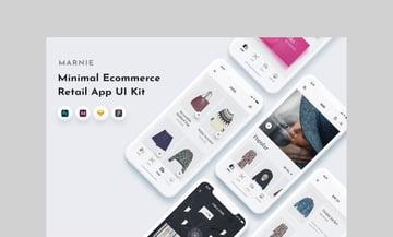 Marnie UI Kit by royalzdotstore