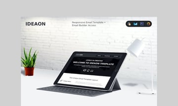 IdeaOn email real estate template