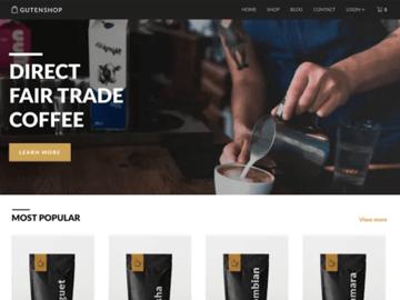 Alluring eCommerce - Free Online Store WordPress Theme