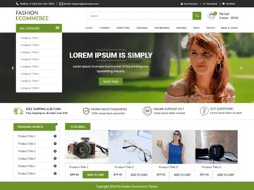 LZ Fashion eCommerce - Free WordPress Theme